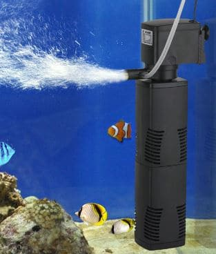 how to clean out a fish tank filter aquarium adviser
