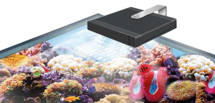 Eclairage, Galeries Aquariophilie, Bassins, Mares Reef Aquarium Led Lighting Fish Tank Light Marine Aquarium Led Dimmable Light