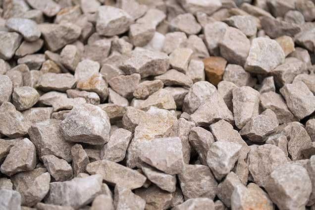 Use of limestone