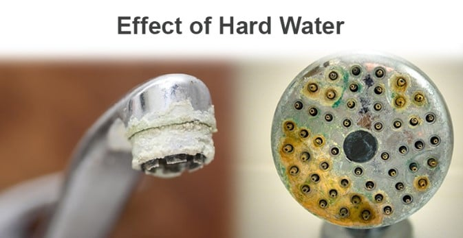 Effect of Hard Water