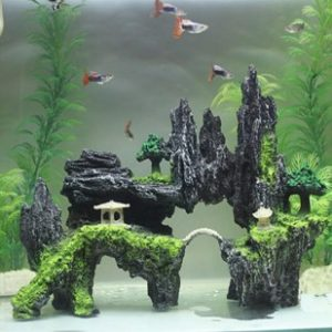 The Best Cool And Unique Aquarium Decorations That Safe For Fish