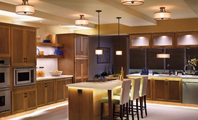 9 Best Ceiling Lights For Kitchen