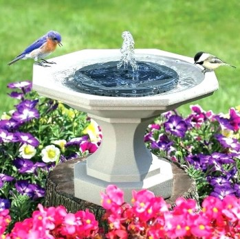 Best Fountain Pumps Solar Submersible, Outdoor Water Fountain Pump Replacement