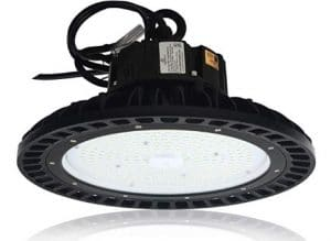 Round LED High Bay