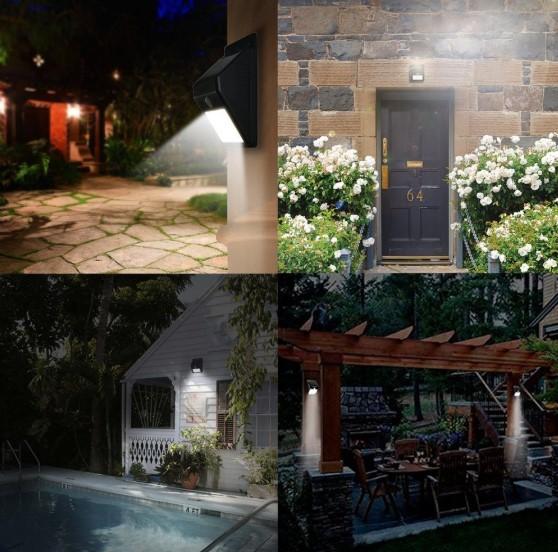 Best Locations for Motion Sensor Light Installation