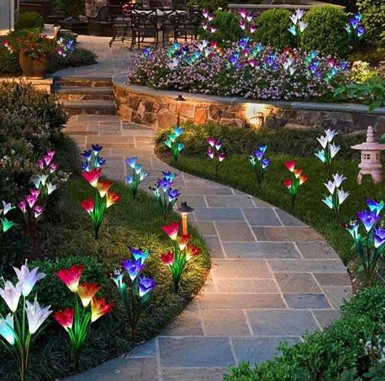 Best Solar Garden Lights For Decorating Your Pathway, Garden, Lawn & Yard