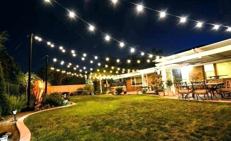 How to Install Solar Yard Lights?