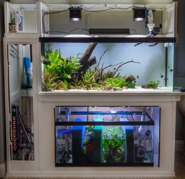 How Does an Aquarium Sump Work
